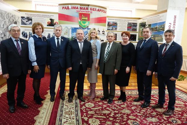 Комиссия Парламентского Собрания Союза Беларуси и России по бюджету и финансам, г. Барановичи, 25 февраля 2019 года