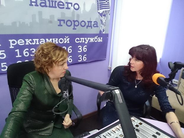 """На радиостанции """"БарановичиFM"""""""